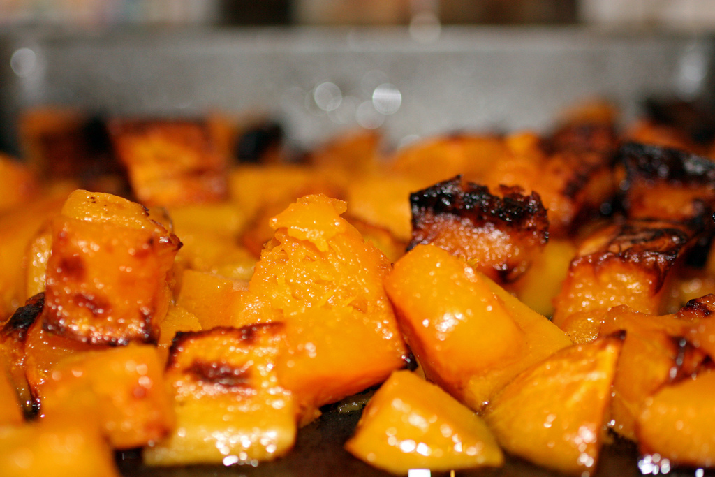 Cinnamon Roasted Butternut Squash | Savor Culinary Services ...