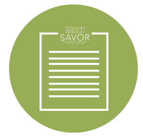 Savor-Menu-Green-Circle