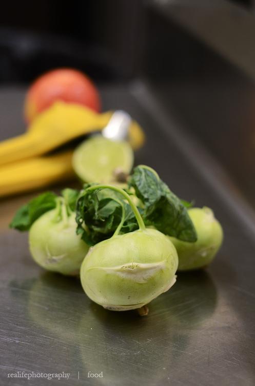 kohlrabi unusual spring vegetables