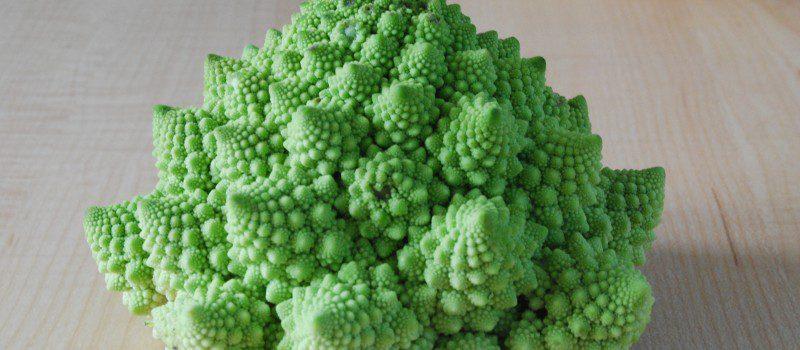 Romanesco Broccoli Savor Culinary Services Prepared Meal Delivery