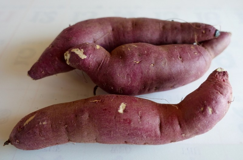 Purple Sweet Potato Savor Culinary Services Prepared Meal Delivery