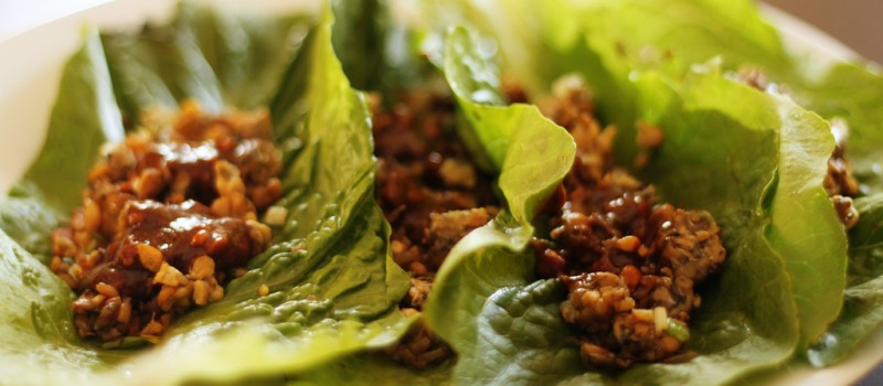P.F. Chang's Style Chicken Lettuce Wraps Savor Culinary Services