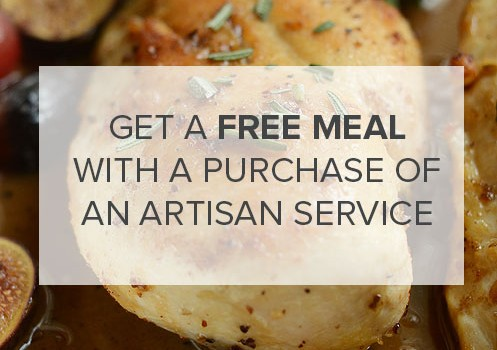Savor Culinary Services Artisan Menu Meal Delivery Service Fort Worth