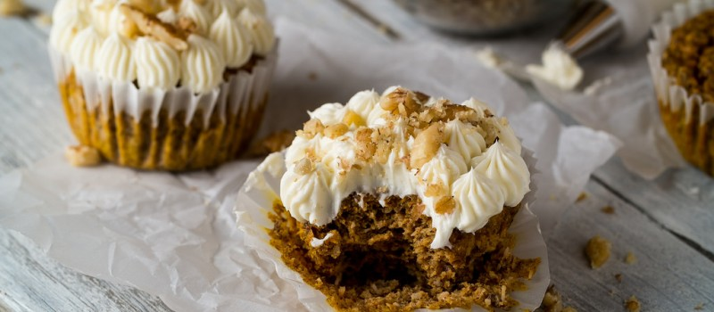 Gluten Free Pumpkin Muffin Savor Culinary Services