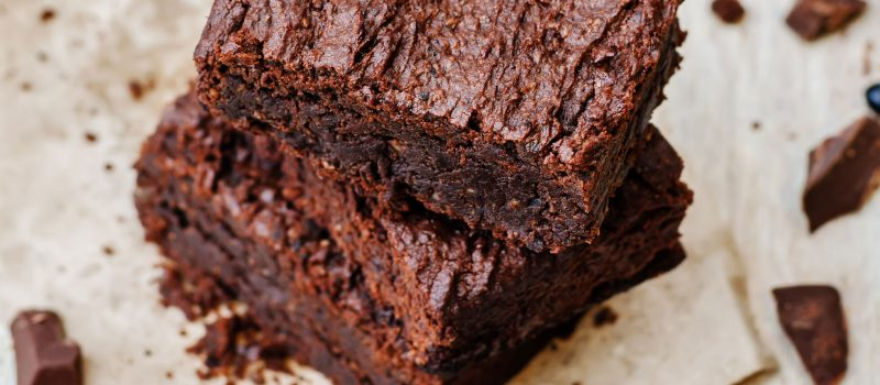 Celebrate Cinco de Mayo with these Black Bean and Avocado Brownies Savor Culinary Services