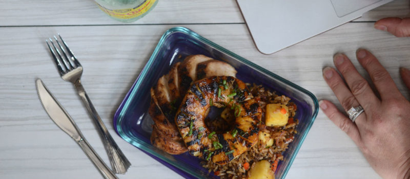 5 Healthy Lunches You Can Take to the Office Chicken-Teriyaki Savor Culinary Services