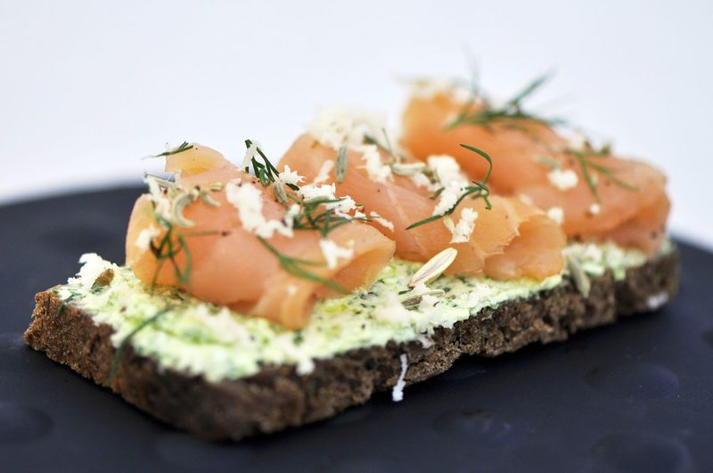 5 Healthy Lunches You Can Take to the Office Savor Culinary Services Smoked Salmon Toast