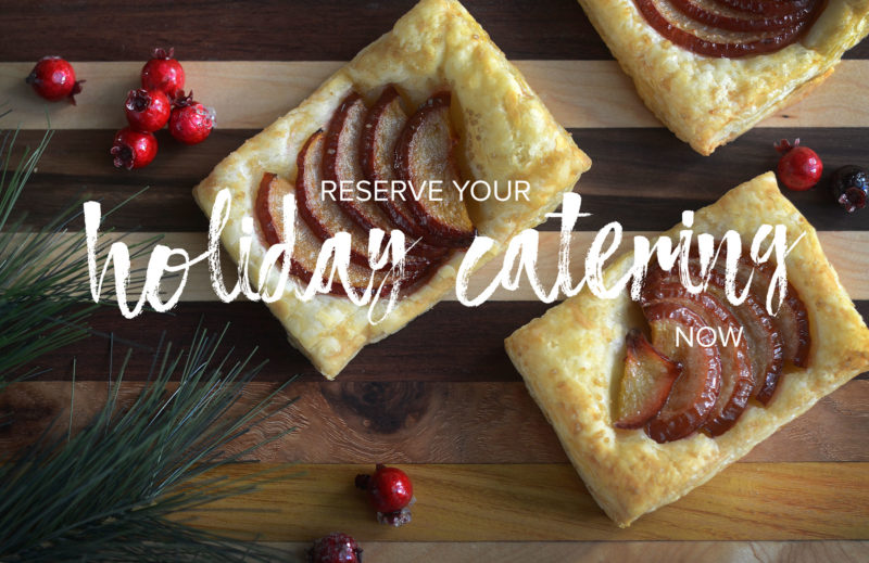 Holiday Catering Savor Culinary Services