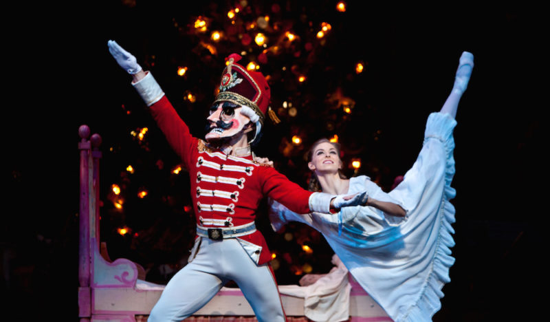 The Nutcracker Texas Ballet Theater Fort Worth