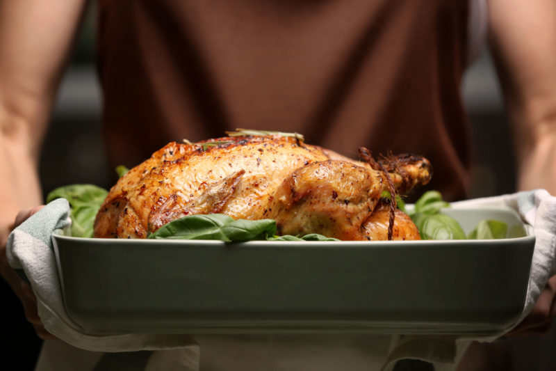Carve a Turkey in 7 Easy Steps Savor Culinary Services