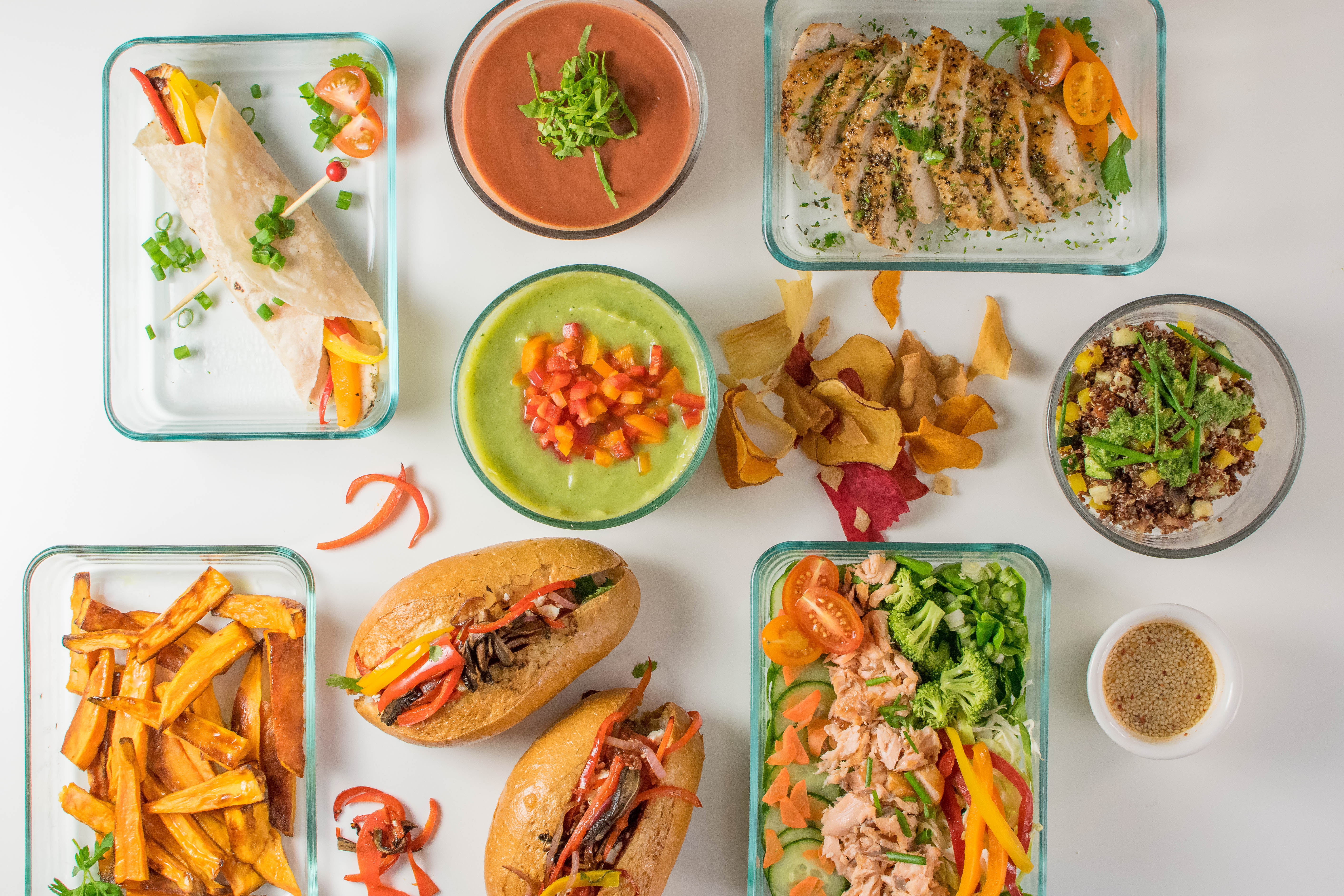Savor Culinary Lunches March 2018 Nancy Farrar