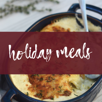 Holiday-Meals-Savor Culinary Services