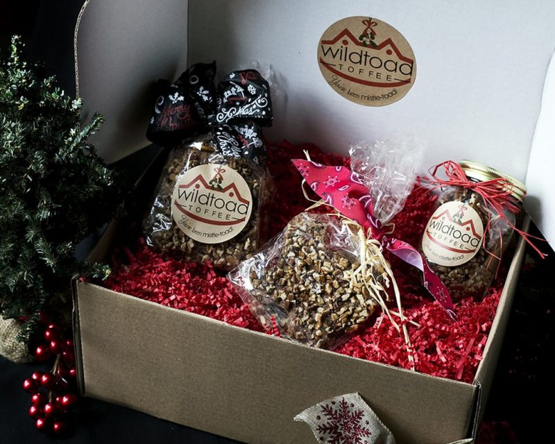 Wildtoad Toffee The Savor Holiday Gift Guide for Foodies Savor Culinary Services