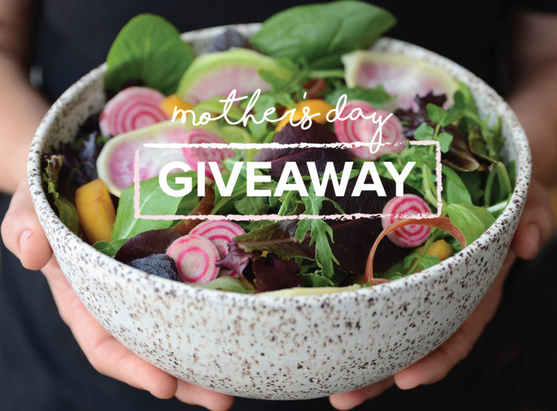 Mother's Day Giveaway Savor Culinary Services and Kendall Davis Clay