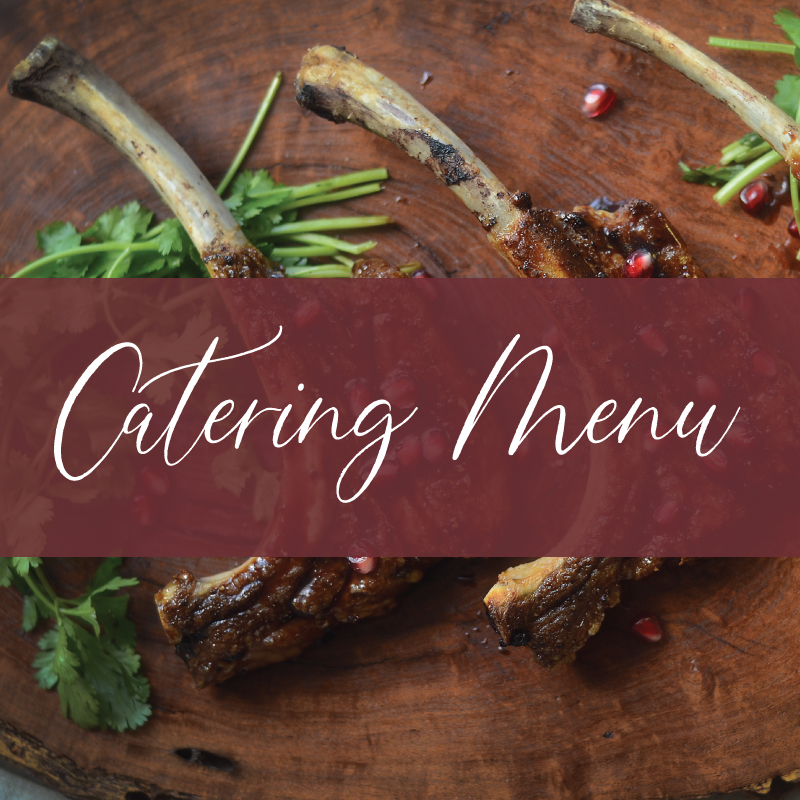 Holiday Caering Menu Savor Culinary Services Fort Worth TX