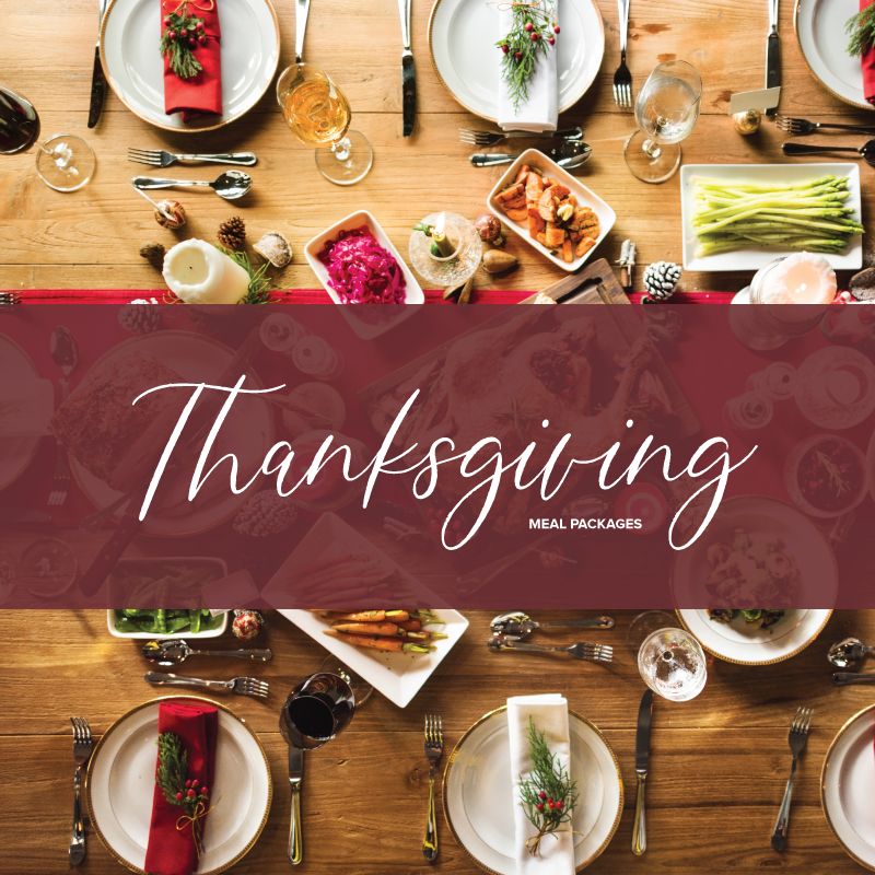 Thanksgiving Meal Packages 2019 Savor Culinary Services