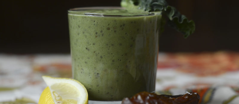 Green Smoothie healthy meal ideas