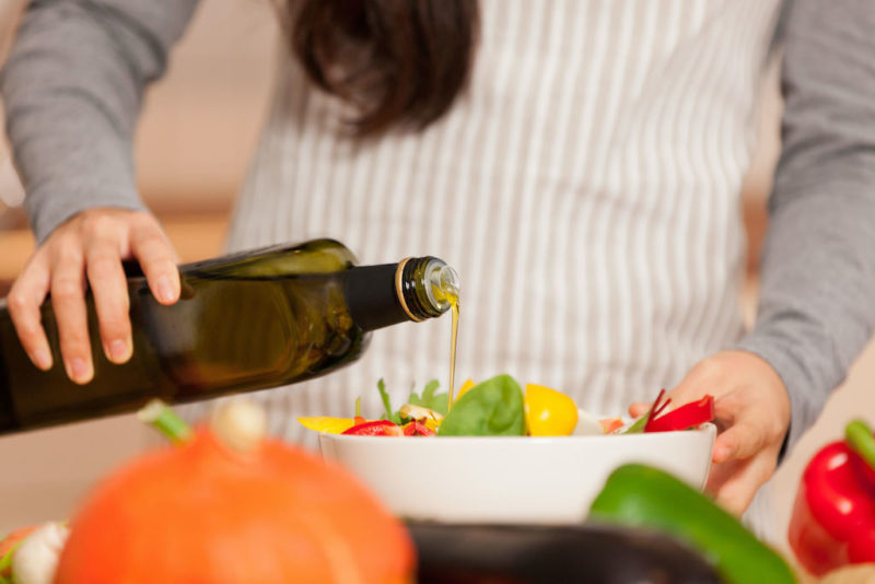 Your Salad Dressing May Help Protect You Against Breast Cancer