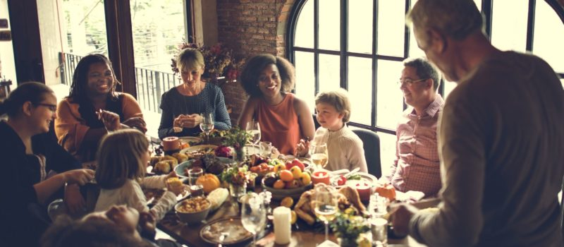 How To Keep Stressful Dietary Discussions off the Thanksgiving Menu