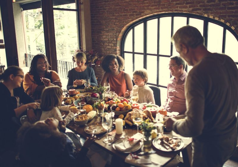 How To Keep Stressful Dietary Discussions off the Holiday Menu